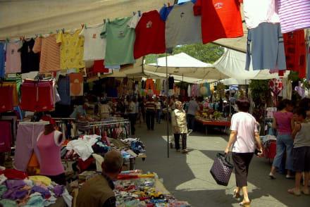 Selcuk/Kusadsi Markt - Basar