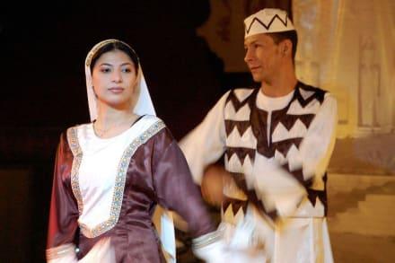 Tanzshow - Alf Leila Wa Leila