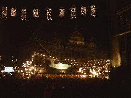 Bremer Weihnachtsmarkt 06 - Bremer Weihnachsmarkt