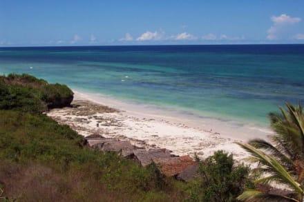 Diani Beach - Kenia - Strand Diani Beach
