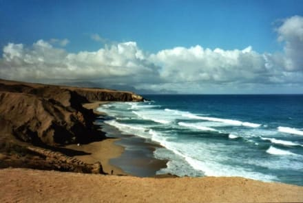Die Westküste von Fuerteventura - Westküste