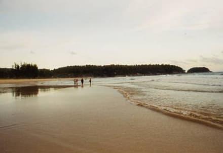 Karon Beacht - Strand Karon