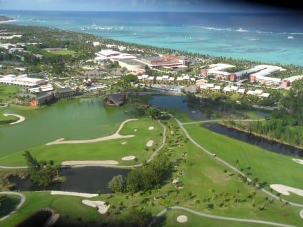 Einfach nur toll - Helikopter-Rundflug Punta Cana
