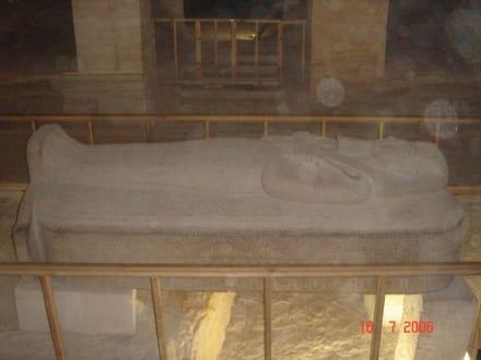 Grab eines Pharaos - Tal der Könige