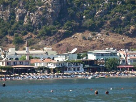 Strand/Küste/Hafen - Strand Turunc