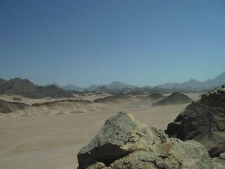 Arabische Wüste - Wüste