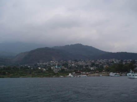 Rivières/lacs/chutes d'eau - Lago de Atitlán