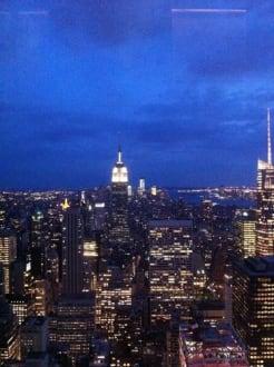 Blick vom Rockefeller Center - Rockefeller Center