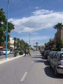 City/Town - Medina Quarter