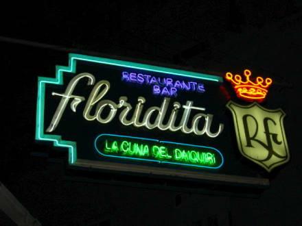 Das Floridita - Floridita Bar und Restaurant