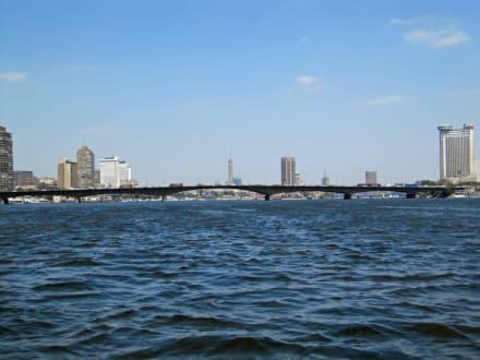 Der Nil in Kairo - Nil