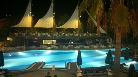 Fischrestaurant - Hotel Can Garden Resort