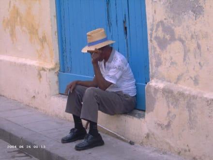 Menschen in Kuba - Altstadt Havanna
