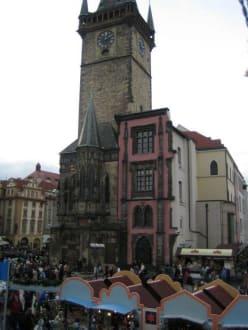 Prag Rathaus - Altstädter Rathaus