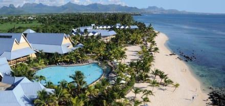 Außenansicht - Hotel Beachcomber Le Victoria