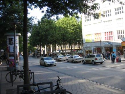 Mönkebergstraße - Mönckebergstraße