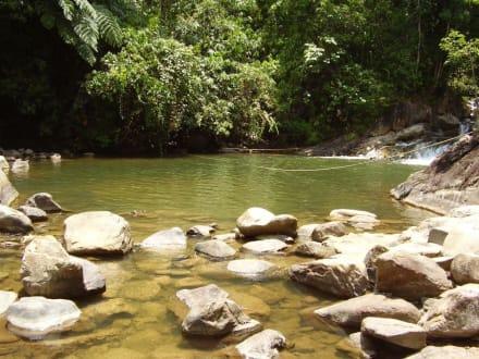 Nahe dem Rafting Camp - Phang Nga Rafting