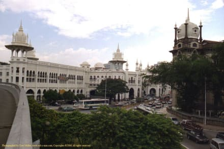 Kuala Lumpur Railway Station - Alter Bahnhof (Kuala Lumpur Railway Station)