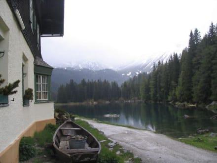 Am Obernberger See - Obernberger See