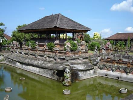 Gerichtshalle - Gerichtsgebäude in Klungkung / Kerta Gosa