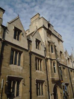 Stadt/Ort - Cambridge