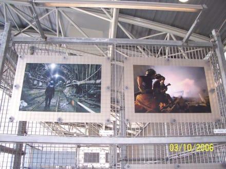 Bilder am Ground Zero - Ground Zero