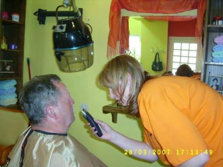 Nicole in Action - Body Talk - Beautystudio