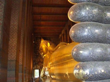 Bangkok - Liegender Buddha