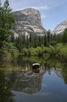 Mirror Lake - Yosemite Nationalpark