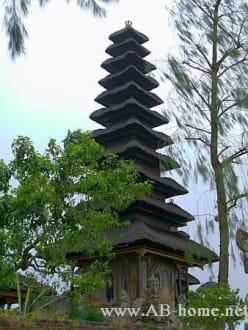 Schoener Tempel - Muttertempel Pura Besakih - Pasar Agung