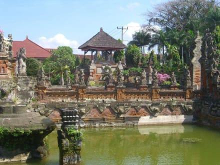 Innenanlage Kerta - Gerichtsgebäude in Klungkung / Kerta Gosa
