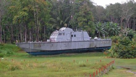 Polizeiboot - Polizeiboot 813 - Tsunami Museum