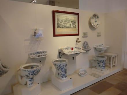 Sanitärobjekte  Klo-Museum