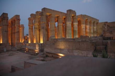 Luxor-Tempel - Luxor Tempel