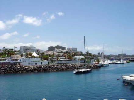 Puerto Colon Yachthafen - Yachthafen Puerto Colón