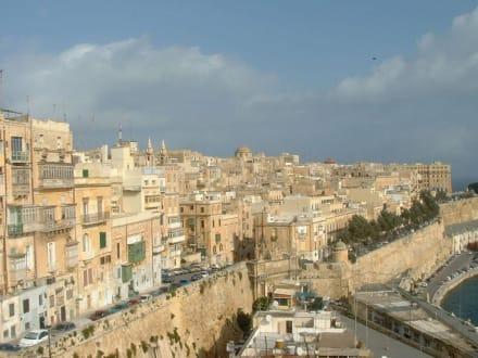 Hafen von Valletta - Altstadt Valletta