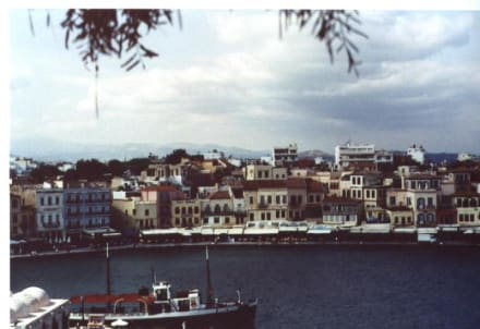 Chania-Hafen - Hafen Chania
