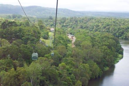 Skyrail Station Kuranda - Skyrail Rainforest Cableway