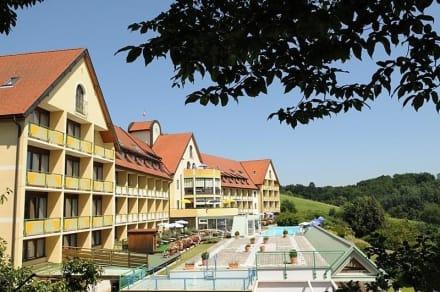 Bio-Thermenhotel Wilfinger in Bad Waltersdorf - Bio Thermen Hotel Wilfinger