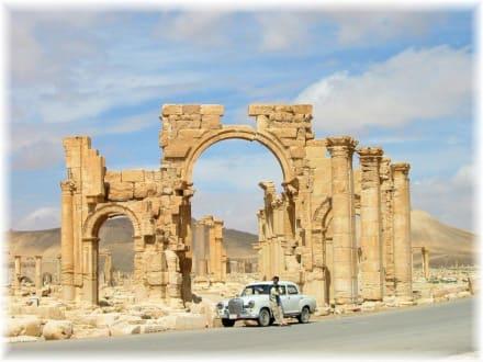 Hadrianstor - Ruine Palmyra