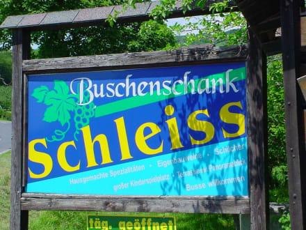 Buschenschank Schleiss - Buschenschank Schleiss
