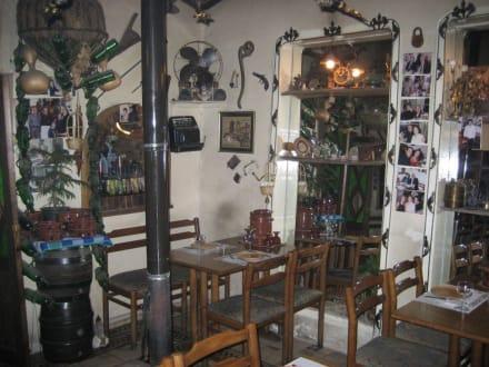 Vino Rosso - Bab Touma - Restaurants