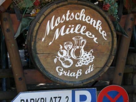 Jause - Restaurant Mostschenke Müller
