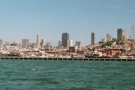 Skyline von San Francisco - Downtown