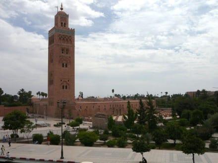 Moschee - Koutoubia Moschee