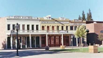 Gold Rush Museum - Old Sacramento