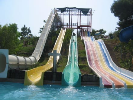 Wasserpark - AquaPark Water Planet