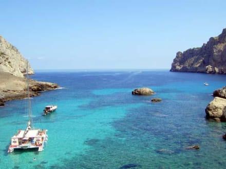 Wunderschöne Bucht bei Formentor - Cala Figuera