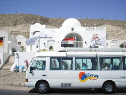 Älteste Hotelgegend von Hurghada - Zentrum Hurghada
