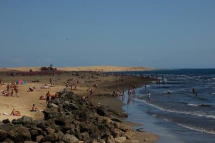 Strand und Dünen - Dünen von Maspalomas